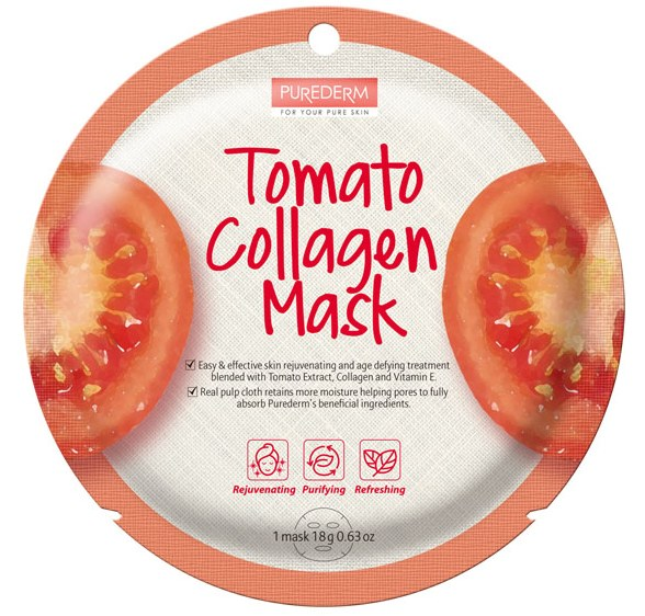 PUREDERM czyli pomidor po koreańsku /materiały prasowe