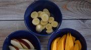 Puree z dyni, jabłka i banana (powyżej 6 miesięcy)