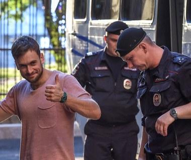 Pussy Riot: Piotr Wierizłow odzyskał przytomność