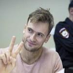 Pussy Riot: Piotr Wierizłow w ciężkim stanie trafił do szpitala. Został otruty?