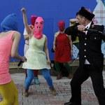 Pussy Riot pobite przez służby porządkowe