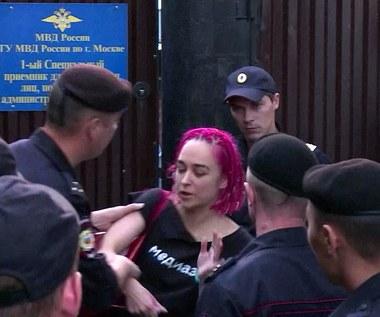 Pussy Riot: Z więzienia prosto do aresztu [AKTUALIZACJA]