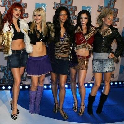 Pussycat Dolls /AFP