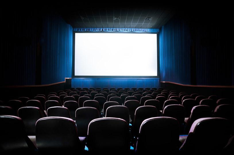 Puste sale kinowe to standard w trakcie epidemii /123RF/PICSEL