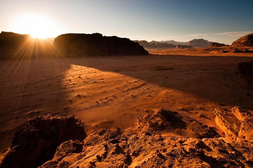 Pustynia Wadi Rum w Jordanii /123/RF PICSEL