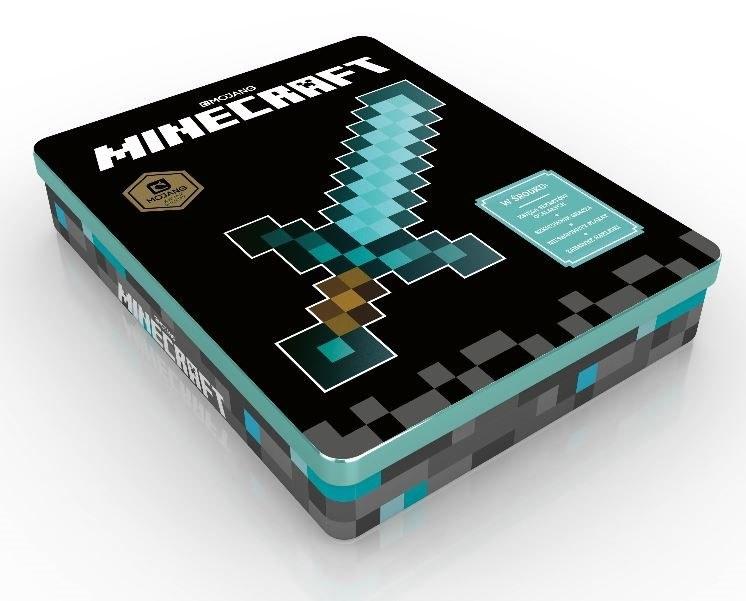 Puszka prezentowa Minecraft /materiały prasowe