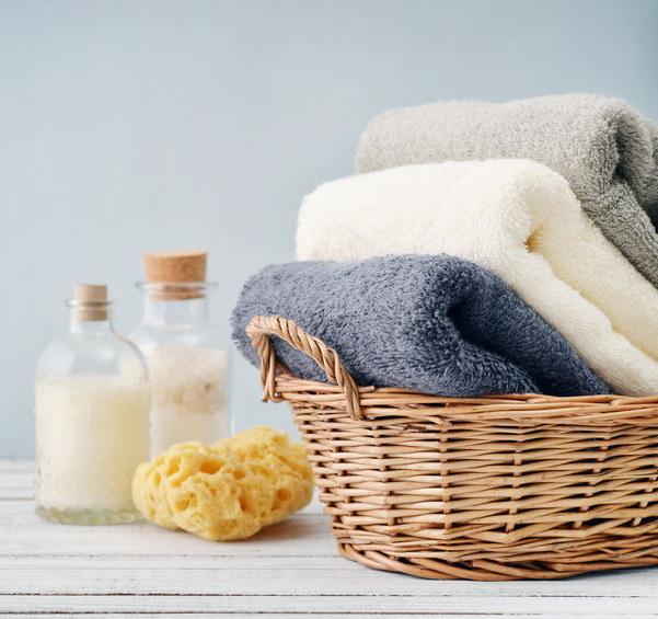 Puszyste ręczniki /©123RF/PICSEL