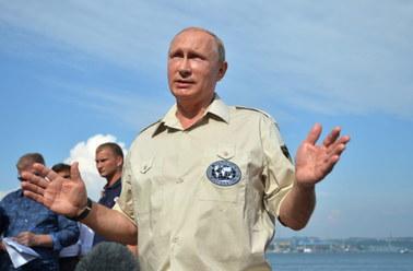 Putin: Armia ukraińska koncentruje siły w Donbasie