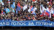 Putin: Bitwa o Rosję trwa