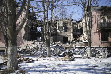 Putin chce, by Ukraińcy z Debalcewe złożyli broń