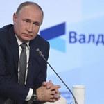Putin chce wykreślenia talibów z listy organizacji terrorystycznych