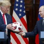 Putin dał Trumpowi piłkę z mikrochipem?