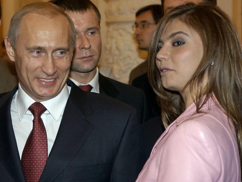 Putin i Alina /- /East News