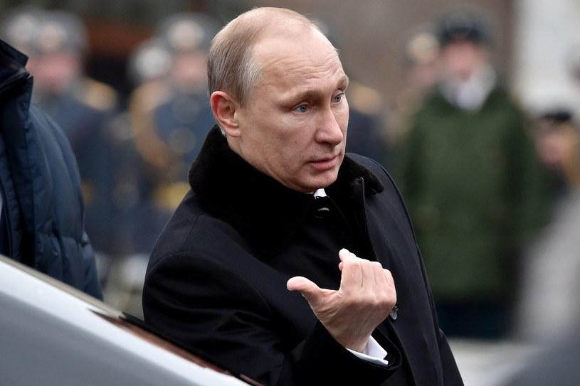 Putin i jego ludzie rezygnują z usług agencji z USA /AFP