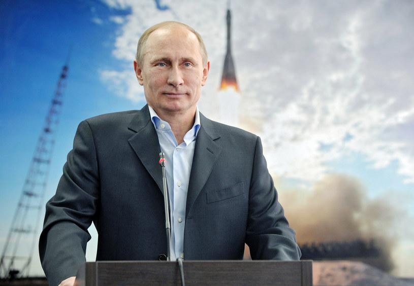 Putin i jego świta rzeczywiście chcieliby, aby Rosja stała się potęgą w kosmocie /AFP