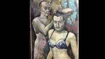 Putin i Miedwiediew w damskiej bieliźnie