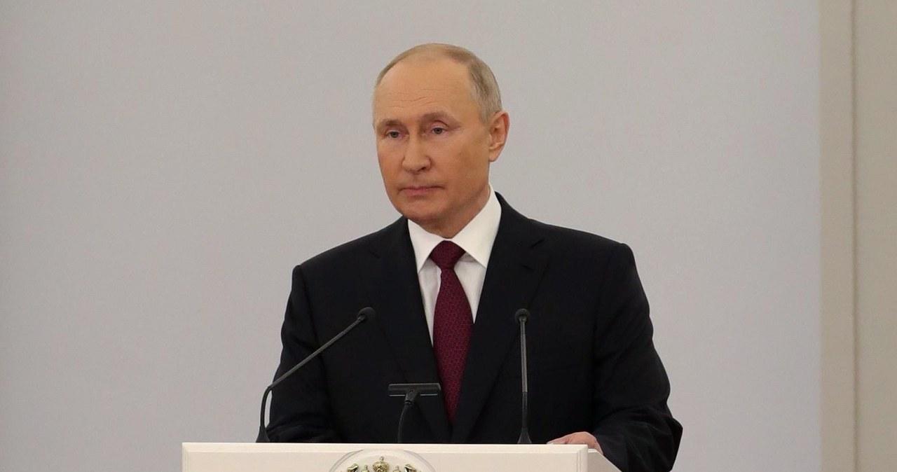 Putin: Nie mamy w zwyczaju nikogo zabijać