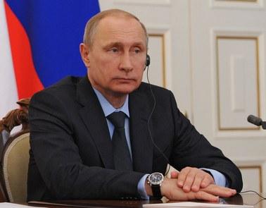 Putin o dostawach gazu na Ukrainę: Mam nadzieję, że nie dojdzie do ostateczności