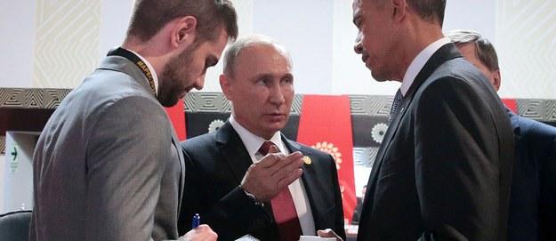Putin o Obamie: Czasami było trudno, ale szanowaliśmy się