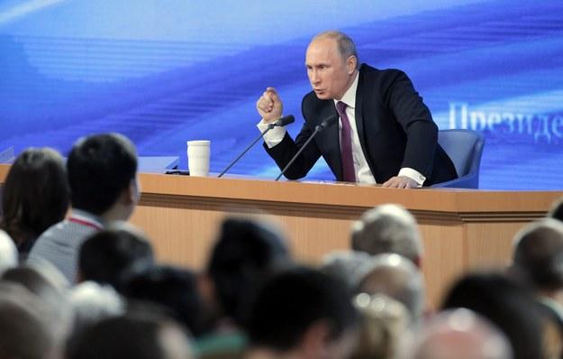 Putin obiecuje: Koniec kryzysu w Rosji za dwa lata