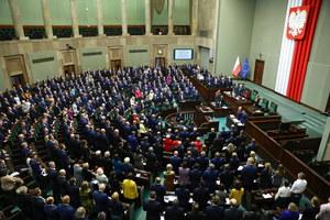Putin oskarżał Polskę. Sejm przyjął uchwałę