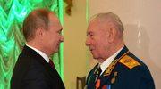 Putin osobiście nagrodził marszałka ZSRR