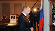 Putin pożegnał Mandelę