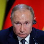 Putin: Przekazanie granicy w Donbasie stronie ukraińskiej grozi drugą Srebrenicą