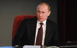 Putin rozmawiał przez telefon z Poroszenką