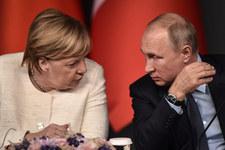 Putin rozmawiał z Merkel i Macronem