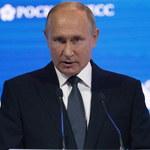 Putin: Skripal to kanalia i zdrajca ojczyzny
