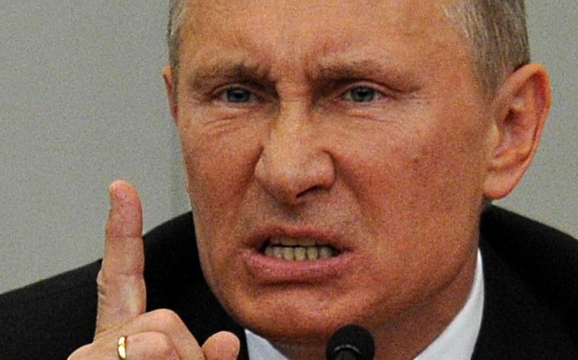Putin szykuje kolejną agresję na Ukrainę? /AFP
