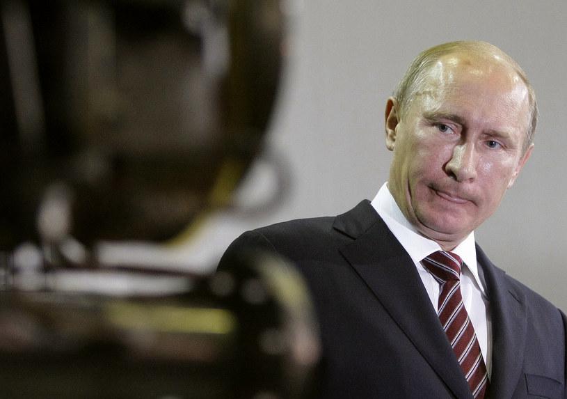 Putin użyje broni nuklearnej? /AFP