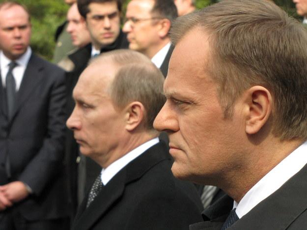 Putin w Katyniu: Nie można schować i ukryć pamięci o zbrodniach