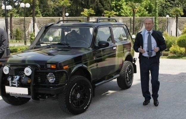 Putin woli ładę od wytworów zgniłego kapitalizmu... /AFP