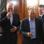 Putin zadzwonił z życzeniami do Łukaszenki. Ustalili szczegóły spotkania w Moskwie