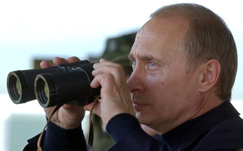 Putin zarządził sprawdzian gotowości bojowej sił zbrojnych /AFP