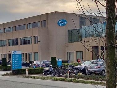 Puurs - niewielkie miasteczko w Belgii. To tutaj Pfizer/BioNTech produkuje szczepionkę przeciwko Covid-19