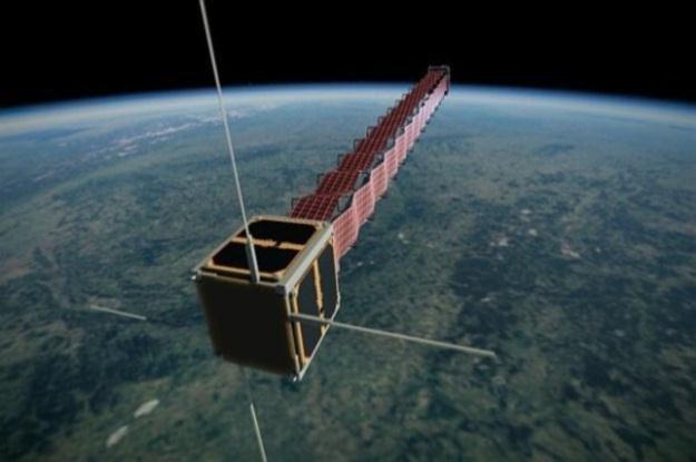 PW-Sat ma zbadać proces spalania satelitów w ziemskiej atmosferze /materiały prasowe