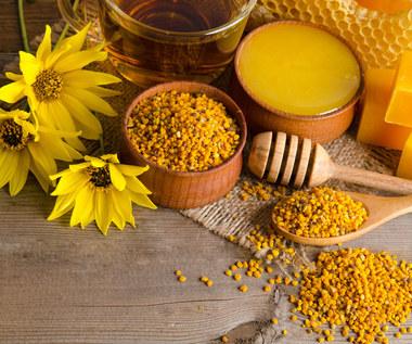 Pyłek kwiatowy: Naturalny antybiotyk prosto z ula