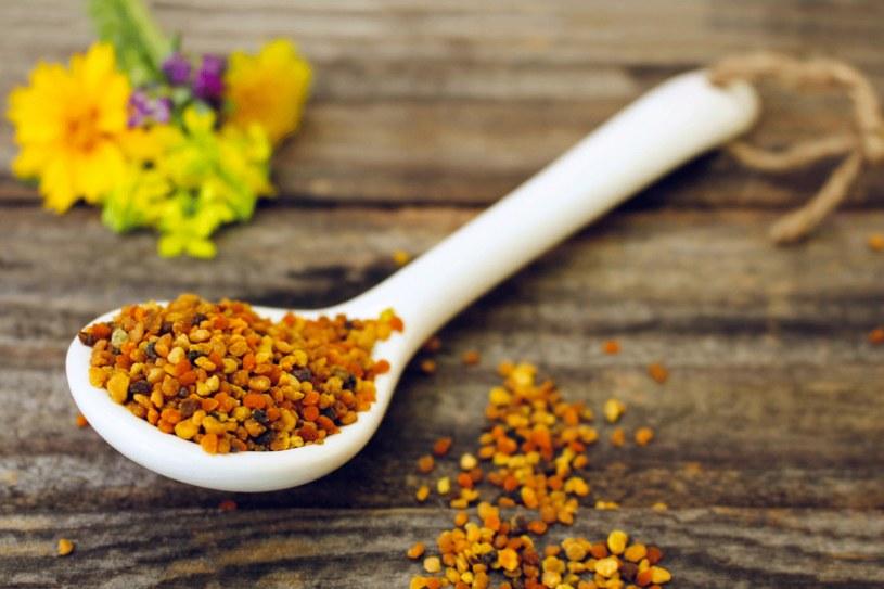 Pyłek pszczeli podniesie też odporność /123RF/PICSEL