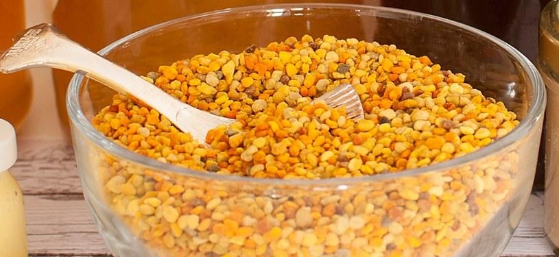 Pyłek pszczeli pomaga schudnąć /123RF/PICSEL