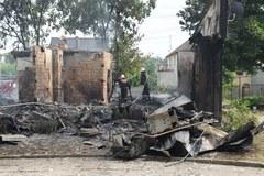 Pyrzyce: Spłonął budynek socjalny, 14 rodzin bez dachu nad głową
