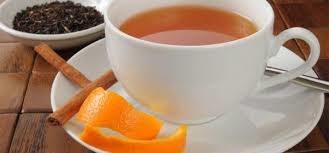 Pyszna herbatka ze skórką pomarańczy /© Photogenica