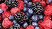 Pyszna i zdrowa dieta jagodowa