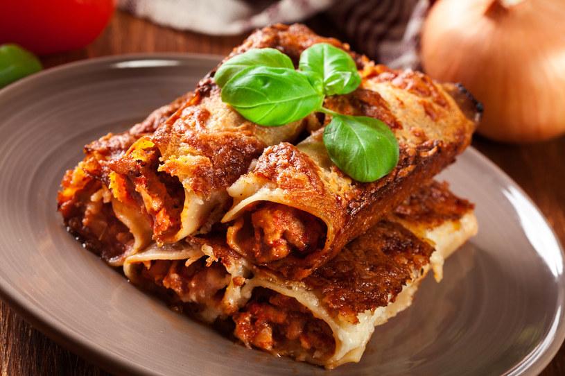 Pyszne cannelloni w zaledwie pół godziny /123RF/PICSEL