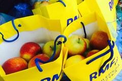 Pyszne jabłka od RMF FM!