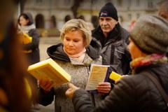 Pyszne prezenty od RMF FM! Rozdajemy czekoladki w Łodzi!