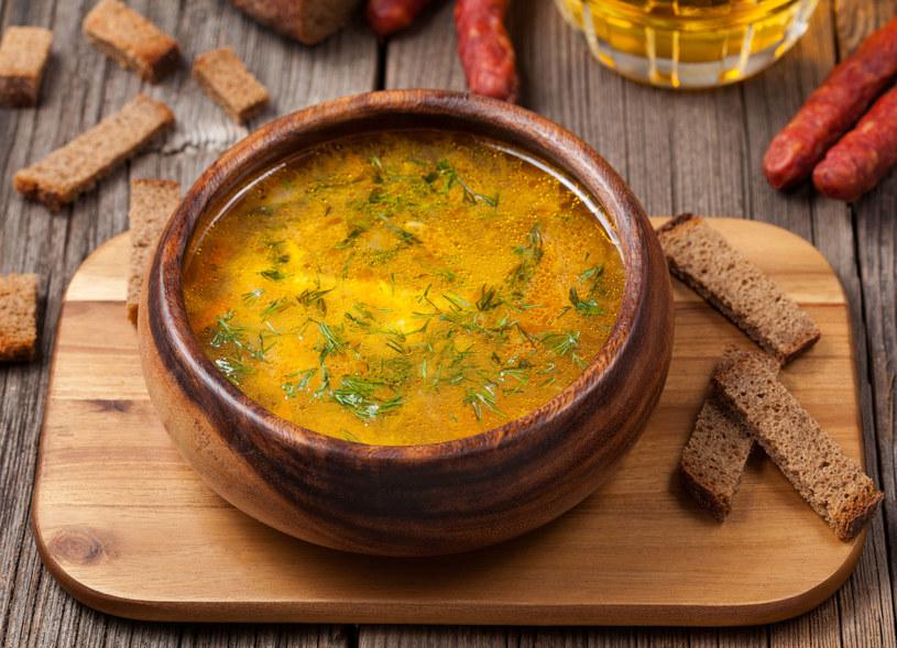 Pyszne, rozgrzewające zupy /123RF/PICSEL