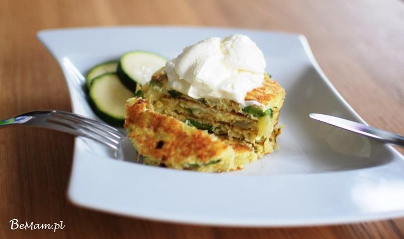 Pyszny omlet jaglany /BeMam